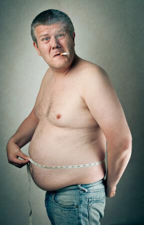 Лишний вес – одна из причин развития рака