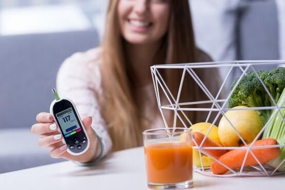 Диабет второго типа: поможет низкокалорийная диета